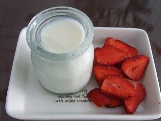 Bí kíp làm yaourt với sữa đặc vừa ngon vừa bổ dưỡng